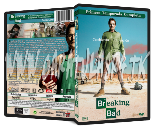 Breaking Bad Primera Temporada [2008] Breaking-bad-t1