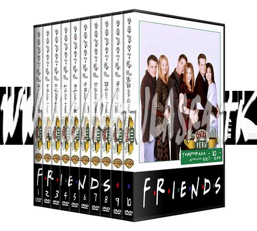 Friends Todas las Temporadas V.2 (1994-2004) Friends-todas-las-temporadas-v2