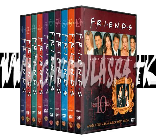 Friends Todas las Temporadas (1994-2004) Friends-todas-las-temporadas