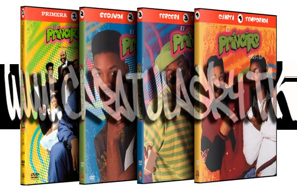 Diseño de Caratulas DVD - Portal Muestra-el-principe-del-rap-todas-las-temporadas_zps7d313c12