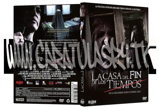 Diseño de Caratulas DVD - Portal Muestra-la-casa-del-fin-de-los-tiempos_zps41b52481