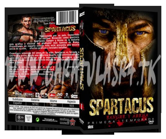 Spartacus Primera Temporada [2010] Spartacus-t1