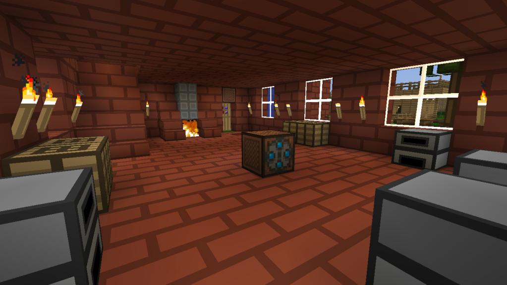 [Tema] Mejores construcciones en el Minecraft PB