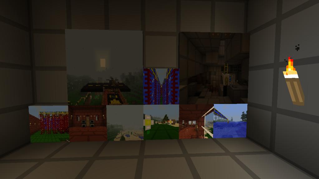 [Tema] Mejores construcciones en el Minecraft VIDEOVIGILANCIA