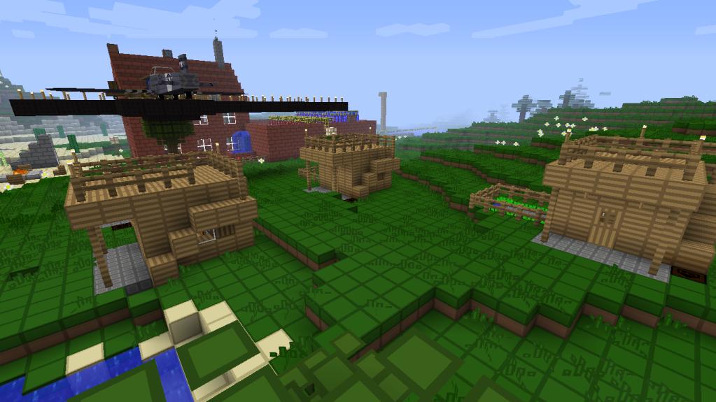 [Tema] Mejores construcciones en el Minecraft Casasinvitados