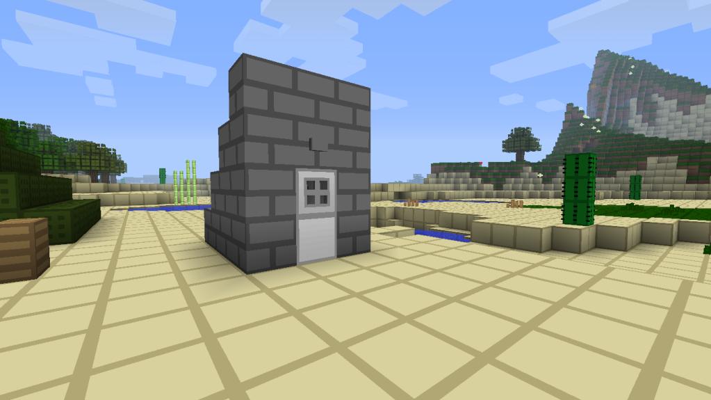[Tema] Mejores construcciones en el Minecraft Entradacalabozos