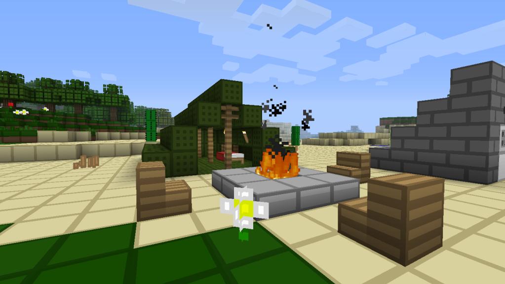 [Tema] Mejores construcciones en el Minecraft Tiendacampaa