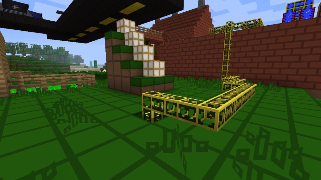 [Tema] Mejores construcciones en el Minecraft Tubopetrleo