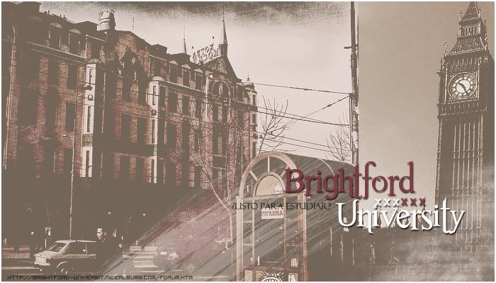 Brightford University●