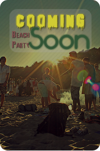 ●● Oh Yeah! Oh Night! Party Juts Begin Beach