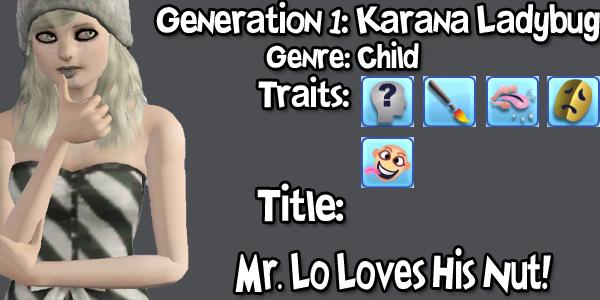 Genre Rainbowcy: The Ladybug Family Legacy Gen1