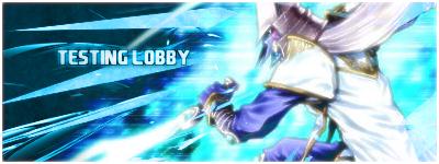 Testing Lobby