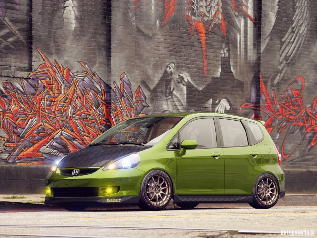 Photoshop Vote Honda Fit  [TsusioProductions Congrats!] HondaFitHondaHavenComp