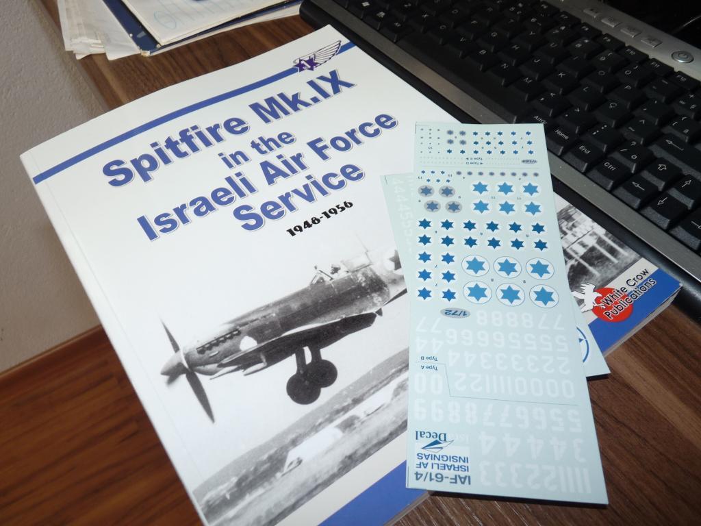 Spitfire Mk IX Italeri 1/72 2