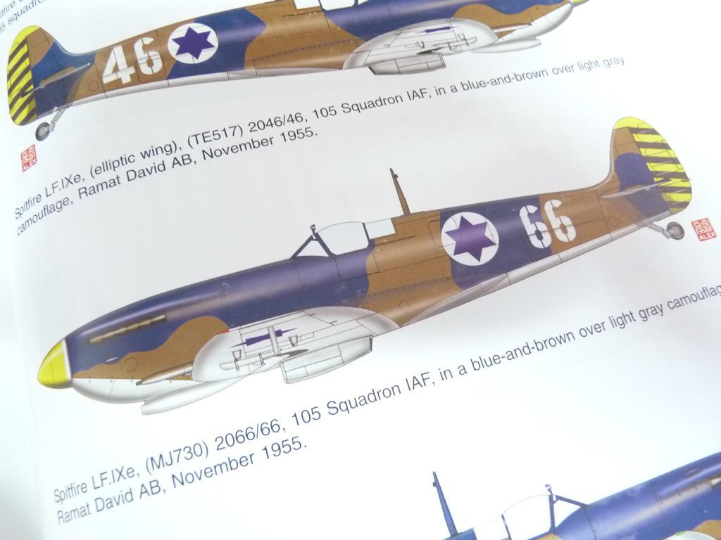 Spitfire Mk IX Italeri 1/72 3