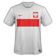 LAS CAMISETAS DE LA EUROCOPA! Poland1