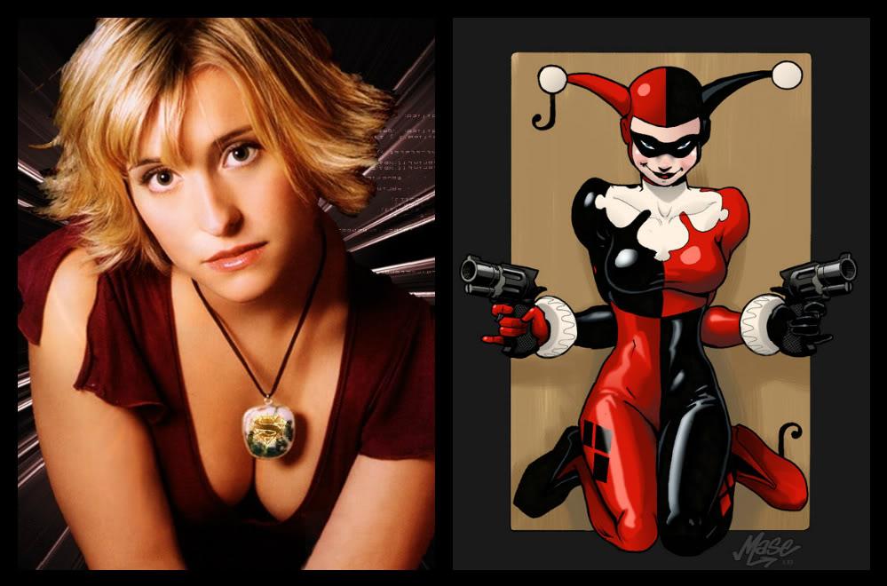 Chloe Sullivan en Action Comics #893  HarleyQuinn-2-1