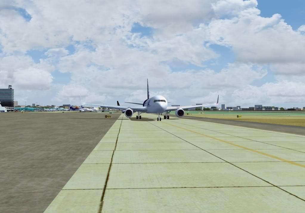 3 Voos / 3 Cias / 3 Aeronaves: 16 Imagens 4