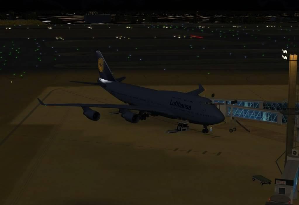 DLH507 | GRU - FRA | Boeing 747-400 Shot0001