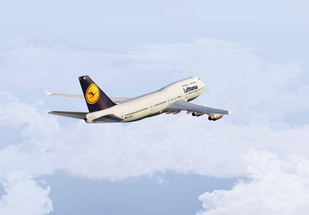 DLH507 | GRU - FRA | Boeing 747-400 Shot0009