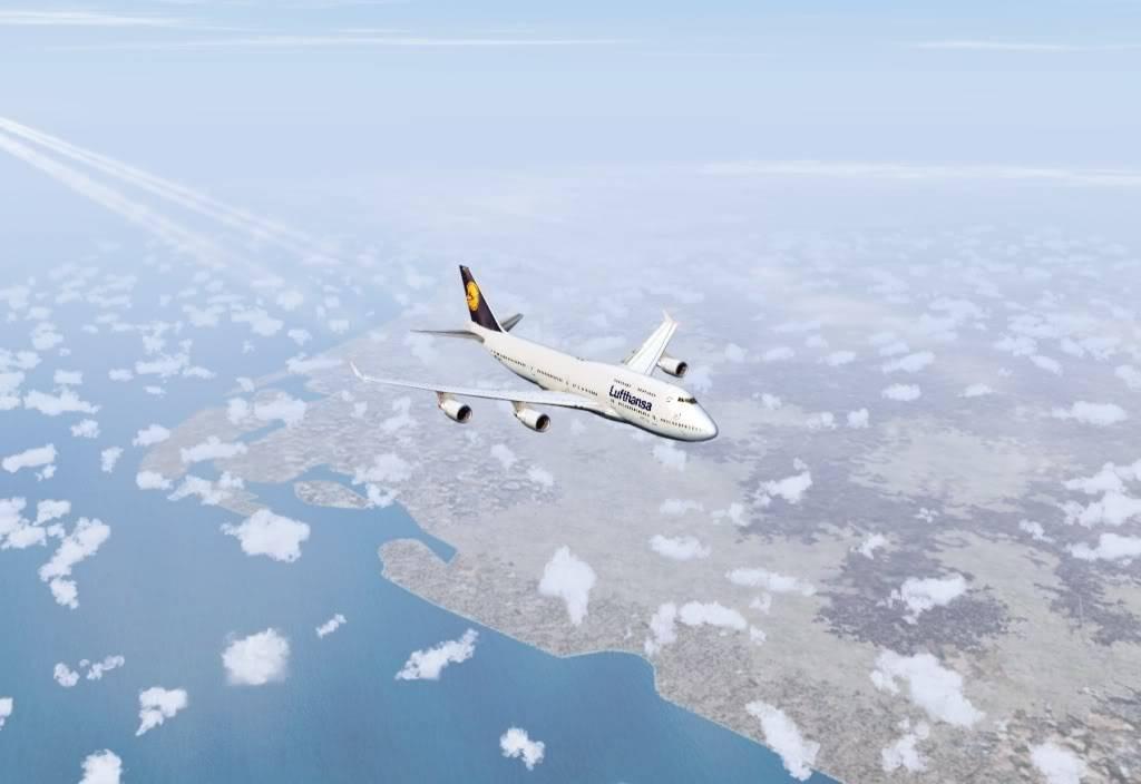 DLH507 | GRU - FRA | Boeing 747-400 Shot0010