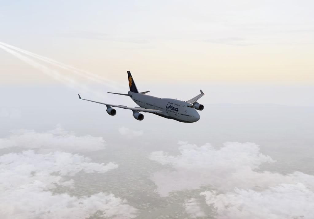 DLH507 | GRU - FRA | Boeing 747-400 Shot0012