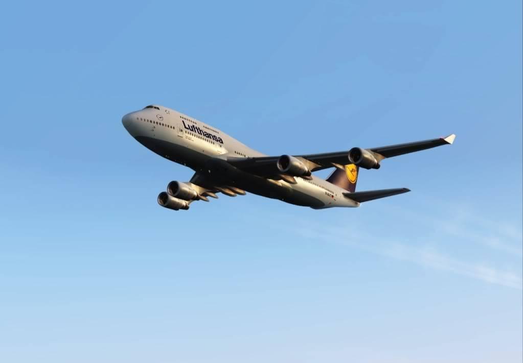 DLH507 | GRU - FRA | Boeing 747-400 Shot0013
