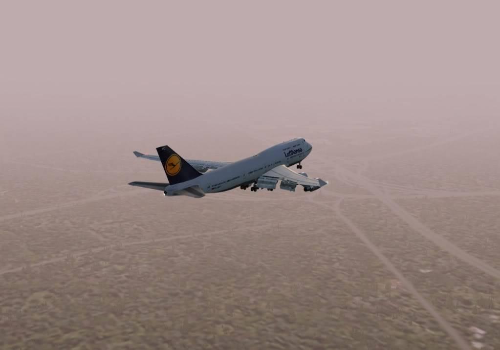 DLH507 | GRU - FRA | Boeing 747-400 Shot0015