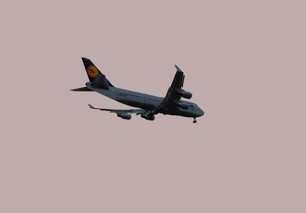 DLH507 | GRU - FRA | Boeing 747-400 Shot0016