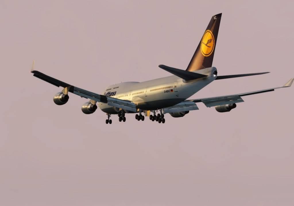 DLH507 | GRU - FRA | Boeing 747-400 Shot0018