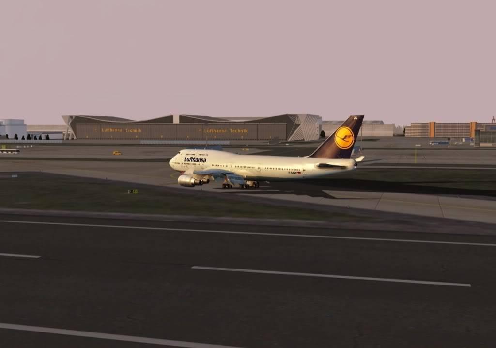 DLH507 | GRU - FRA | Boeing 747-400 Shot0021