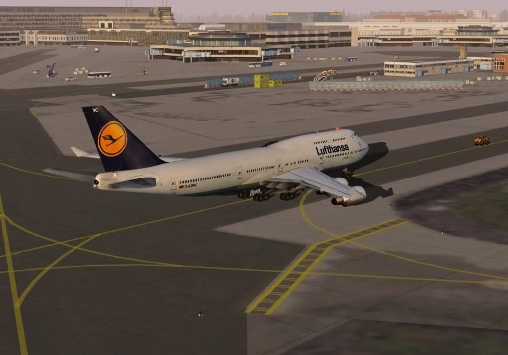 DLH507 | GRU - FRA | Boeing 747-400 Shot0022