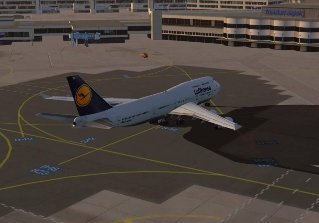 DLH507 | GRU - FRA | Boeing 747-400 Shot0023