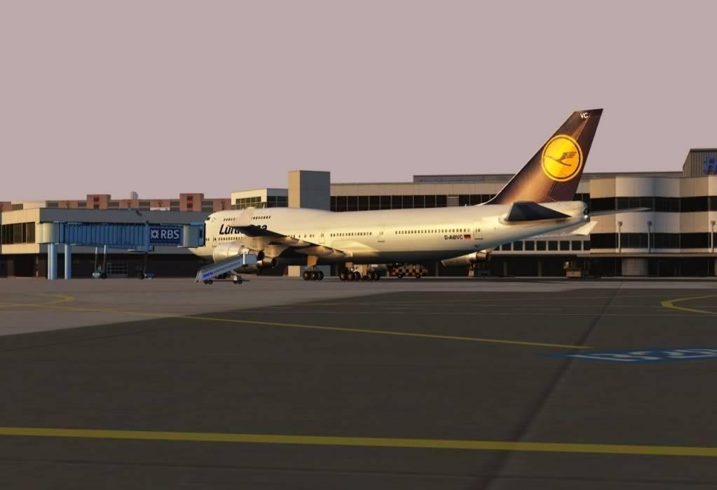 DLH507 | GRU - FRA | Boeing 747-400 Shot0024