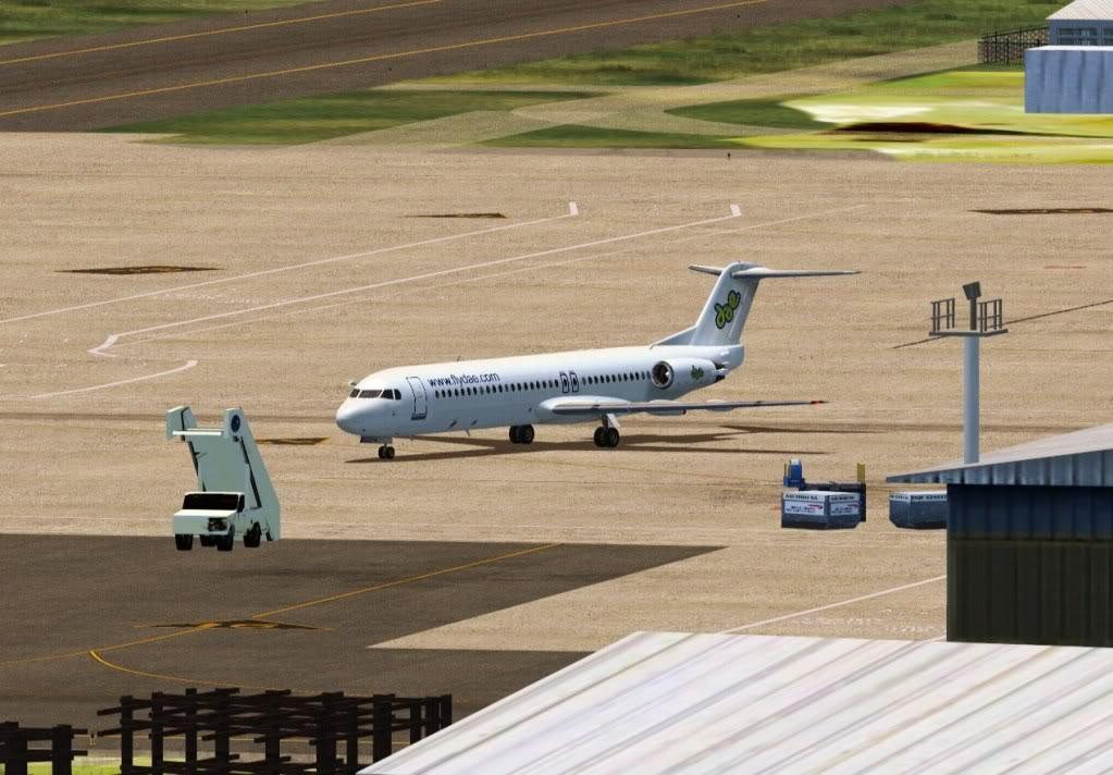 (Flight Report) Dutch Antilles ~ Kingston - Tocumen Shot0002