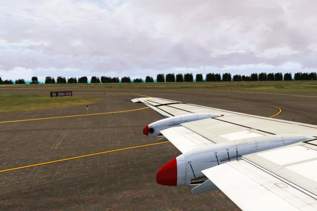(Flight Report) Dutch Antilles ~ Kingston - Tocumen Shot0005