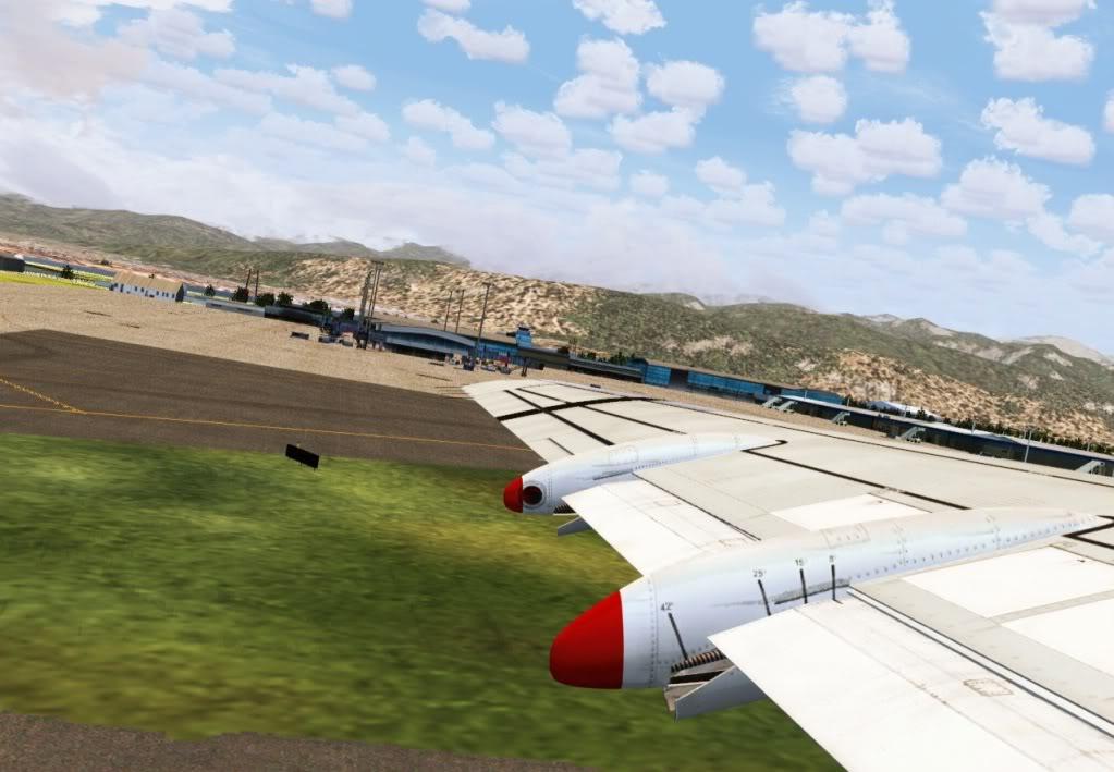 (Flight Report) Dutch Antilles ~ Kingston - Tocumen Shot0007