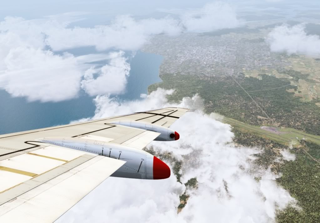 (Flight Report) Dutch Antilles ~ Kingston - Tocumen Shot0013