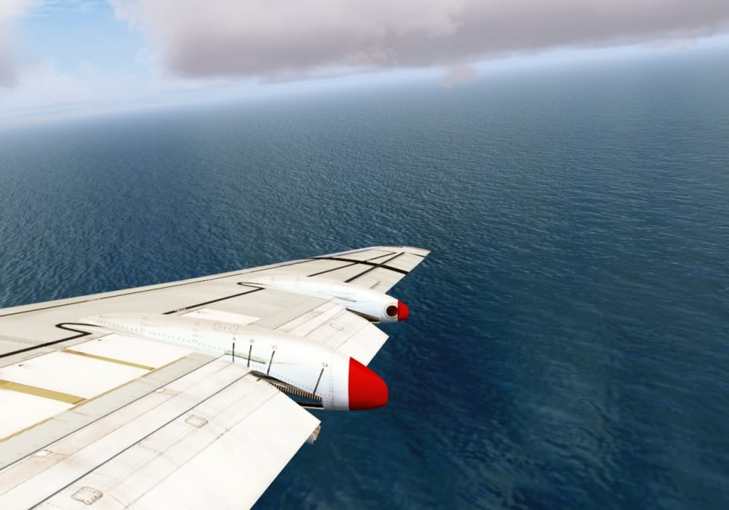 (Flight Report) Dutch Antilles ~ Kingston - Tocumen Shot0015