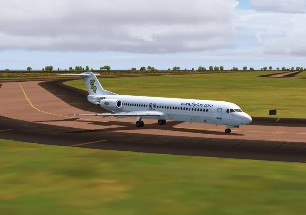 (Flight Report) Dutch Antilles ~ Kingston - Tocumen Shot0018