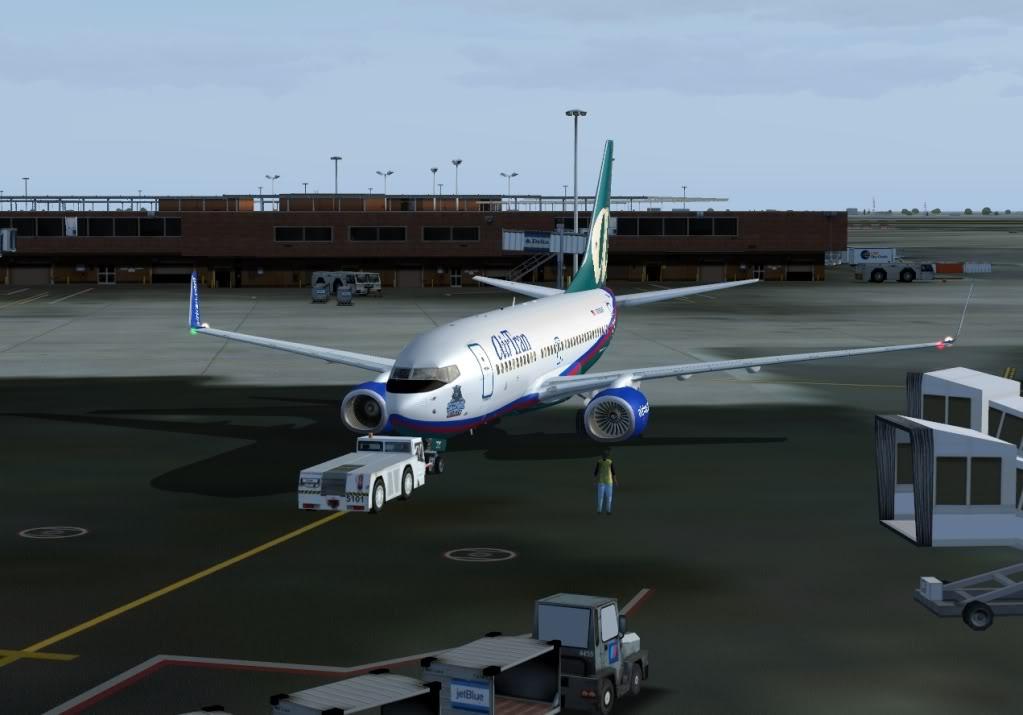 New York - Chicago | AirTran B737-700 Shot0004