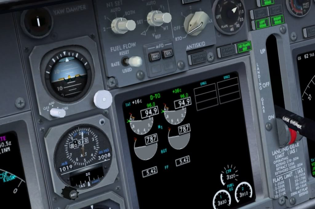 New York - Chicago | AirTran B737-700 Shot0007