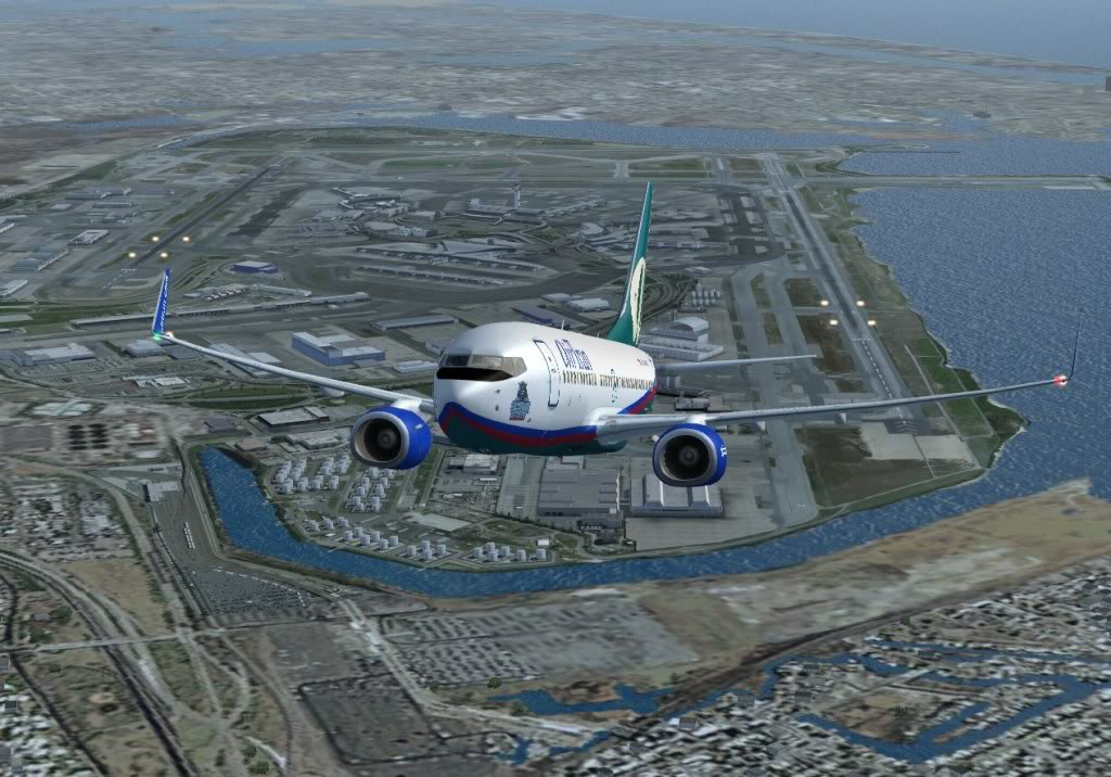 New York - Chicago | AirTran B737-700 Shot0009