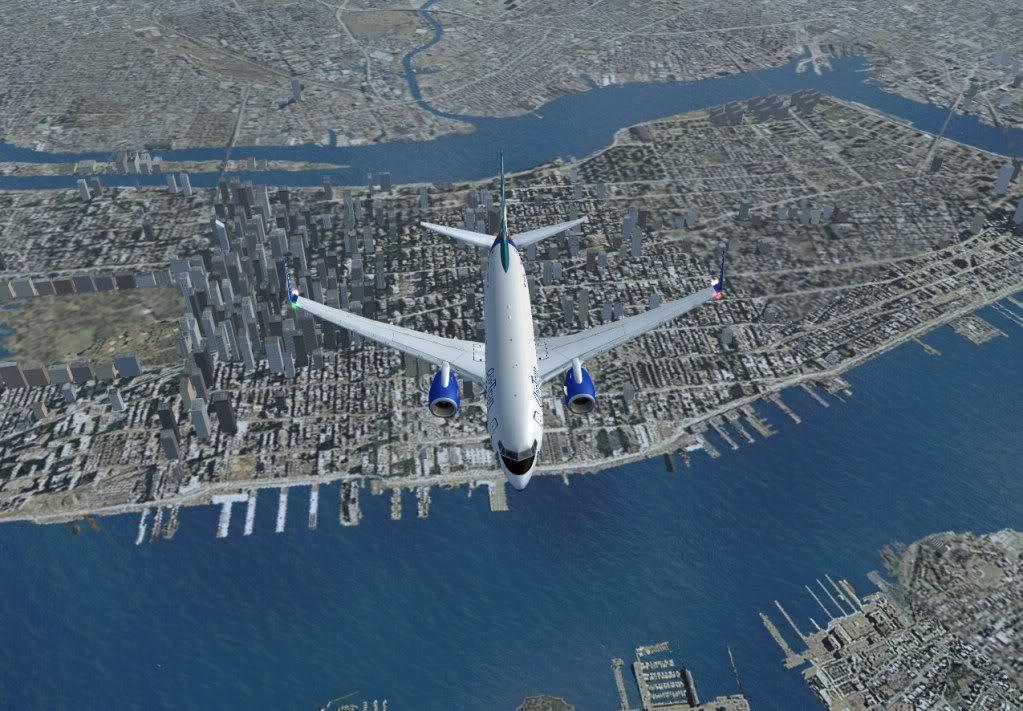 New York - Chicago | AirTran B737-700 Shot0010