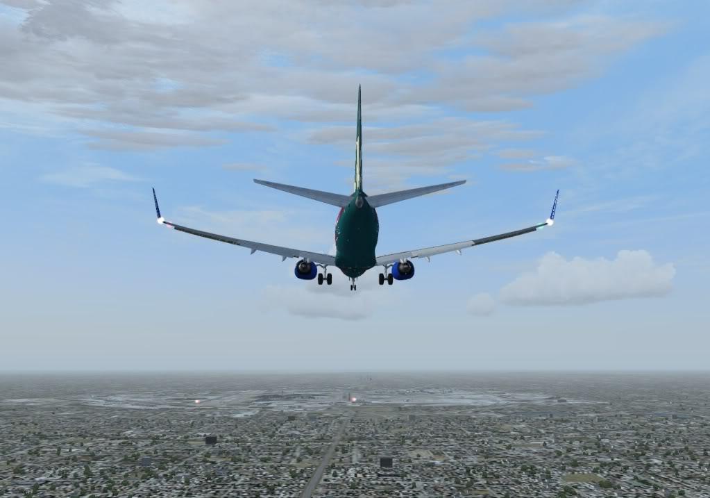 New York - Chicago | AirTran B737-700 Shot0016