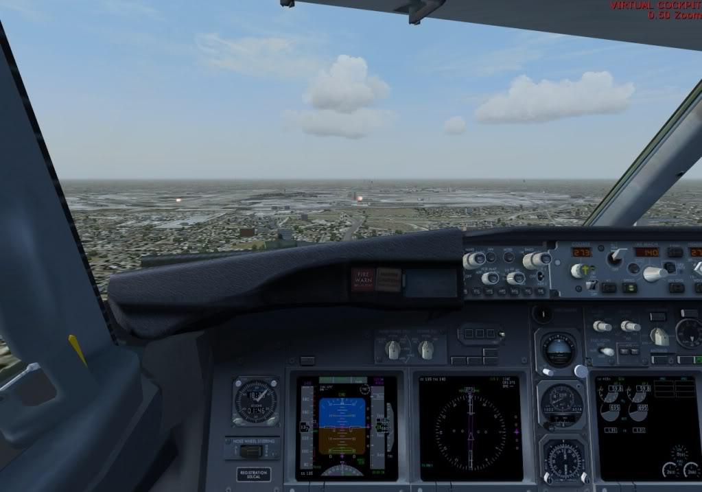 New York - Chicago | AirTran B737-700 Shot0017