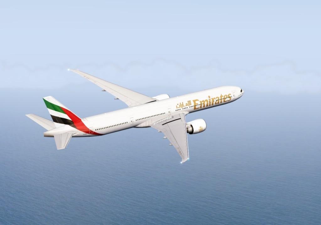 EK087   Dubai - Zurich Shot0006-17