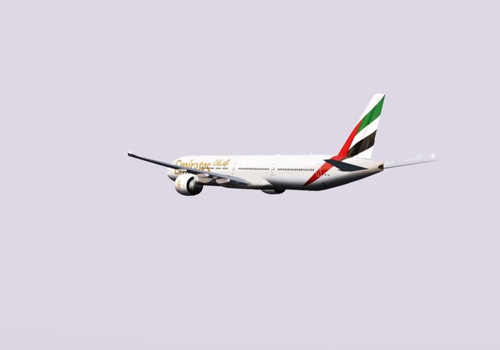 EK087   Dubai - Zurich Shot0010-4