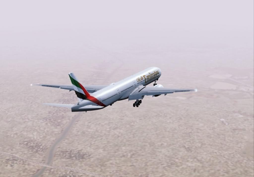 EK087   Dubai - Zurich Shot0011-3