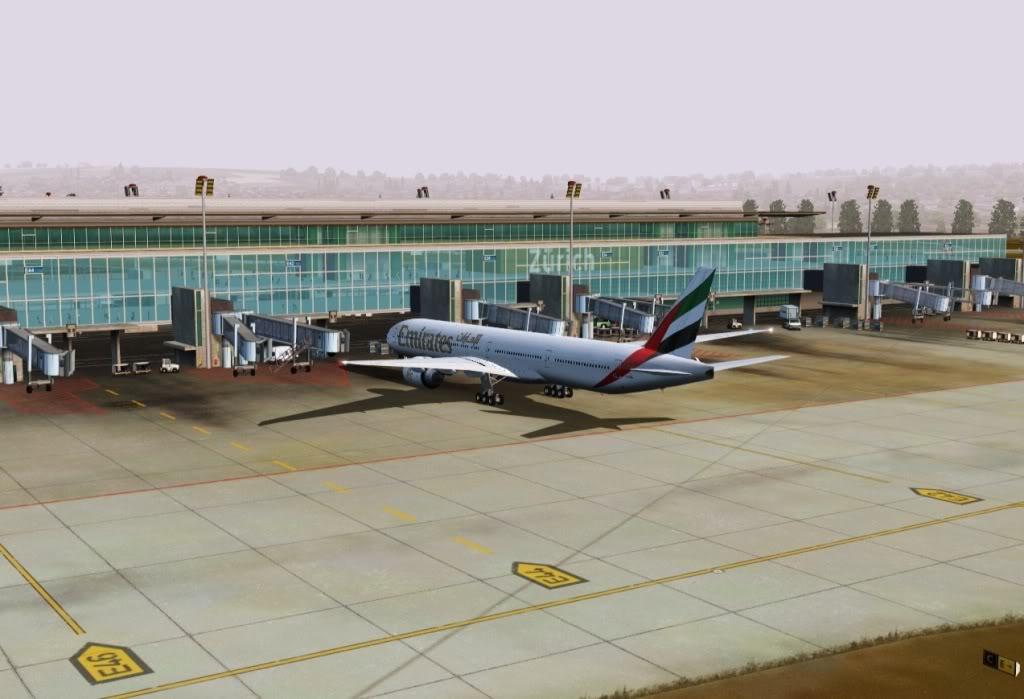 EK087   Dubai - Zurich Shot0018-2
